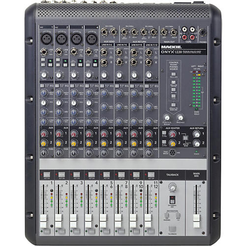 Onyx 1220 12-Channel Mixer