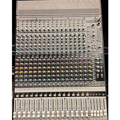 Mackie Onyx 1640 Powered Mixer
