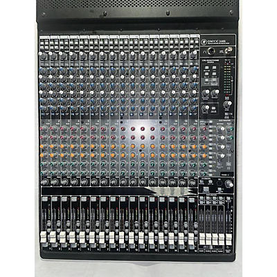 Mackie Onyx 1640i 16-channel Mixer/FireWire Interface With 16 Onyx Preamps Unpowered Mixer