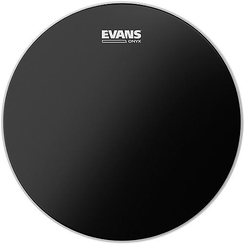 Evans Onyx 2-Ply Drum Head 6 in.