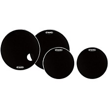 "Evans Onyx Heads, Buy 3 Get a Free 14"" SD Head, 22"", 22"", 14"""