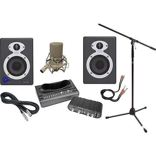 Mackie Onyx Satellite / Tracktion Recording Package