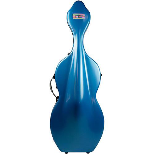Open Box Bam 1003XLW Shamrock Hightech Cello Case with Wheels