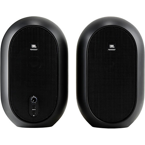 Open Box JBL 104 Reference Monitor Pair