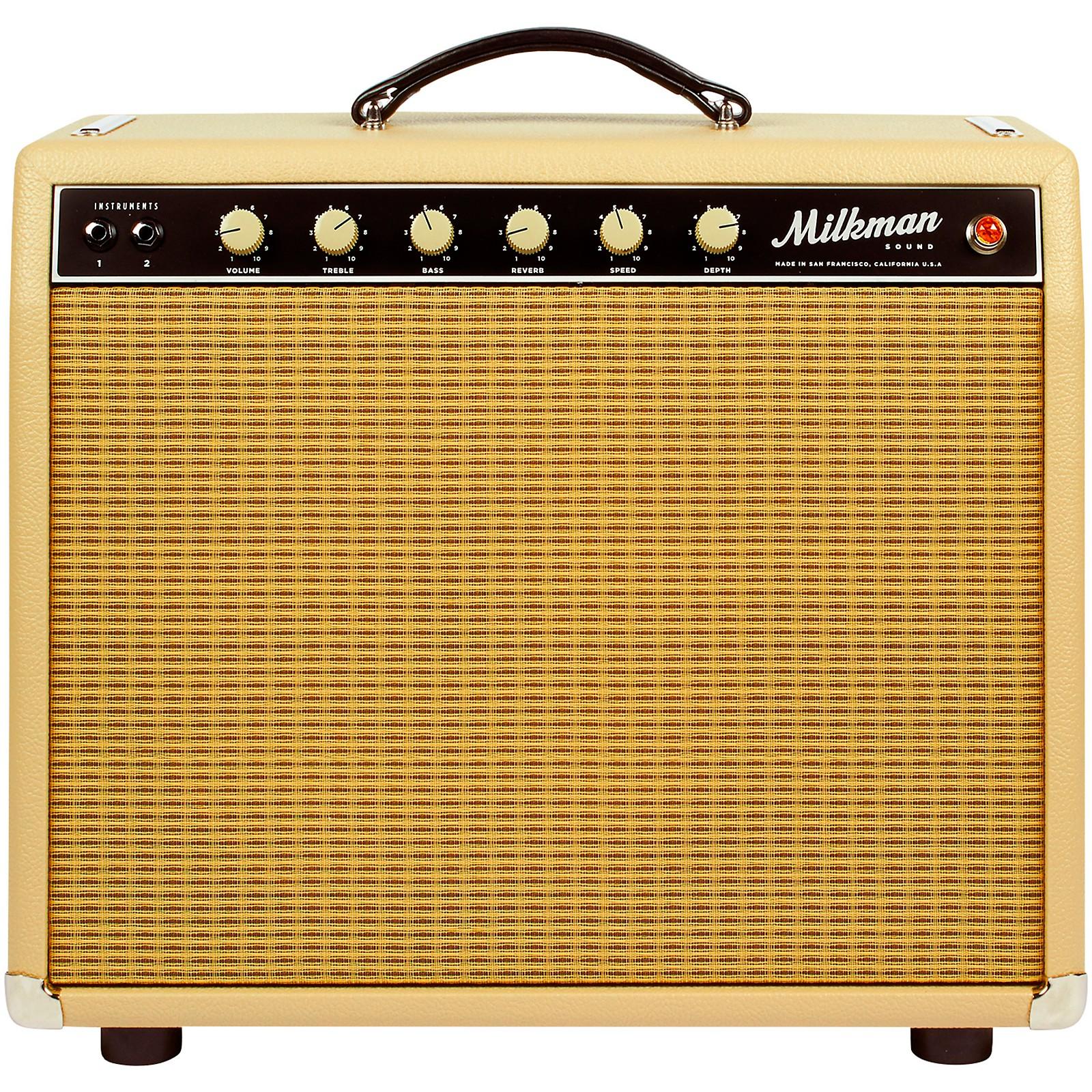 Open Box Milkman Sound 10W Pint 10W 1x12 Tube Guitar Combo Amp