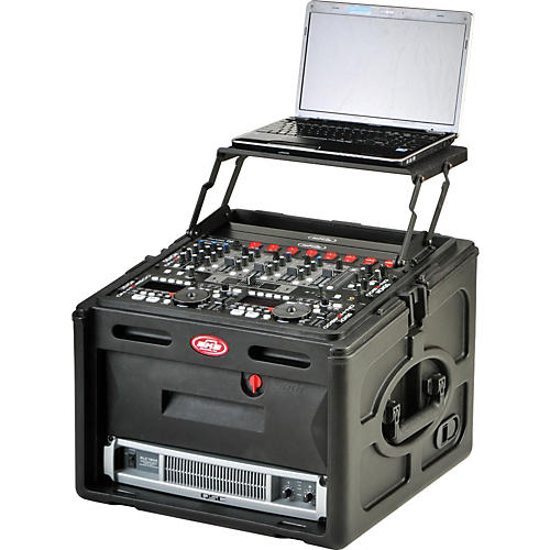 Open Box SKB 10X6 Rack Console Case
