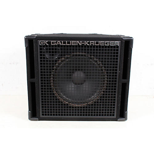 Open Box Gallien-Krueger 115RBH 400W 8-Ohm Bass Cabinet