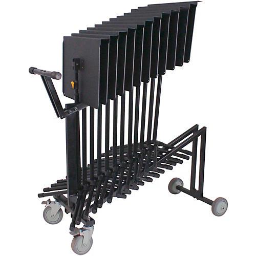 Open Box Hercules Stands 12-Stand Cart