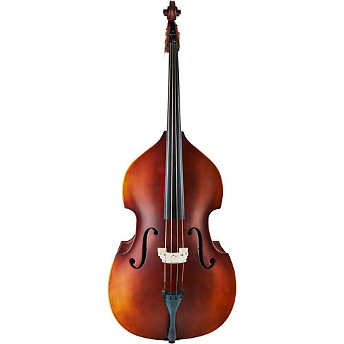 Open Box Knilling 1200 Sebastian Deluxe Laminate Series Double Bass Outfit