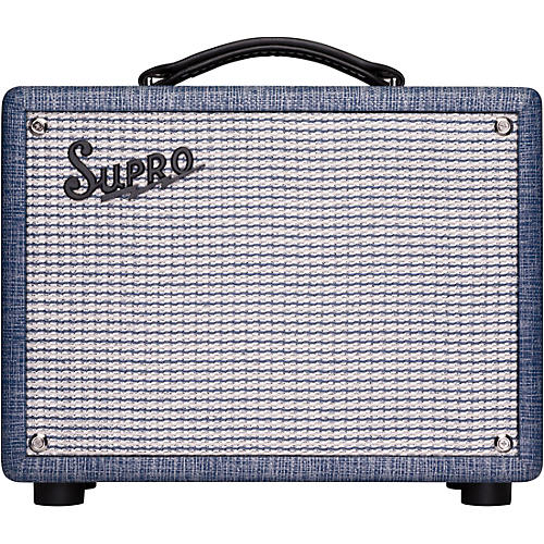 Open Box Supro 1605R Reverb 5W 1x8 Tube Guitar Combo Amp