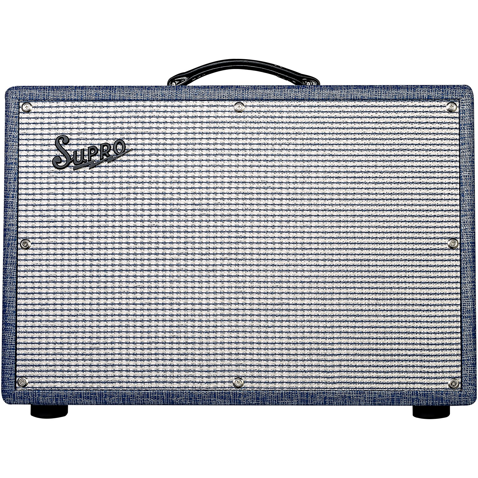 Open Box Supro 1650RT Royal Reverb 35/60W 2x10 Tube Guitar Combo Amp