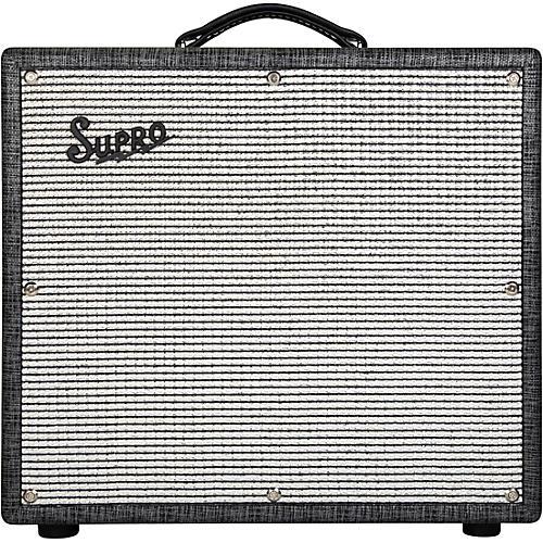 Open Box Supro 1699R Statesman 50W 1x12 Tube Guitar Combo Amp