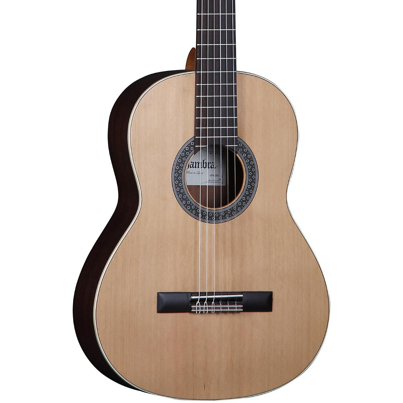 Open Box Alhambra 1O P-Cadete 3/4 sized Classical Acoustic Guitar