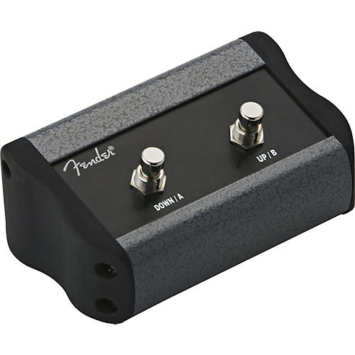 Open Box Fender 2-Button Footswitch for Mustang Amps