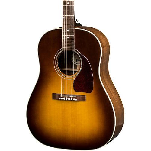 Open Box Gibson 2018 J-15 Walnut Burst Acoustic-Electric Guitar