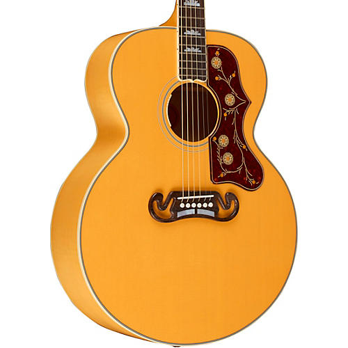 Open Box Gibson 2018 Limited Edition J-200 Trans Orange Acoustic-Electric Guitar