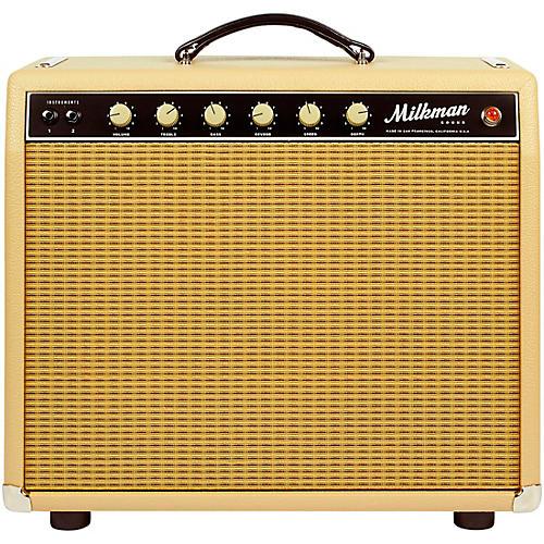 Open Box Milkman Sound 20W Creamer 20W 1x12 Tube Guitar Combo Amp