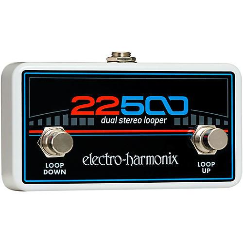 Open Box Electro-Harmonix 22500 Foot Controller