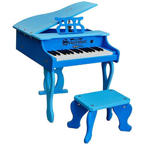 Open Box Schoenhut 30-Key 2 Tone Baby Grand