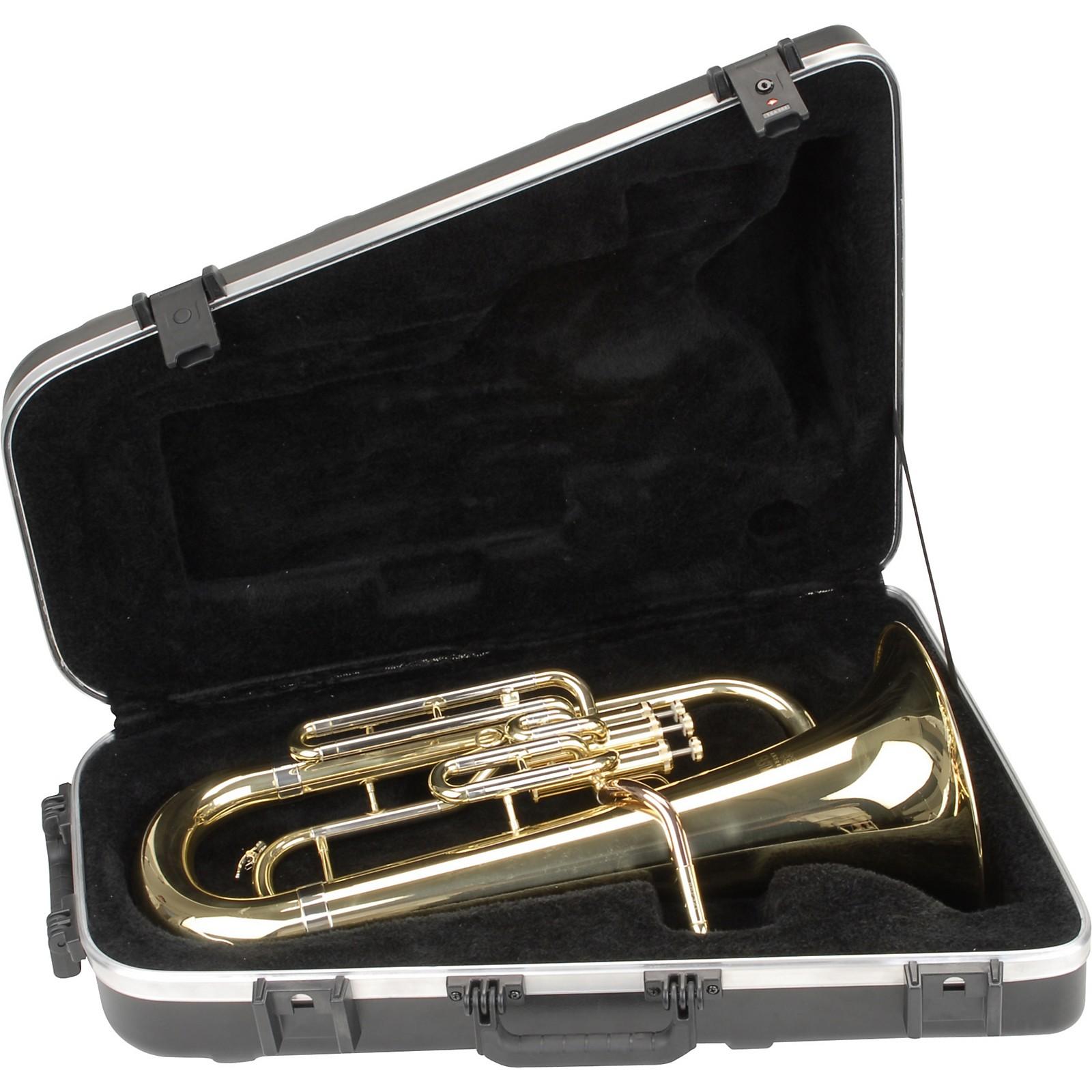 Open Box SKB 375 Universal Upright Bell Euphonium Case