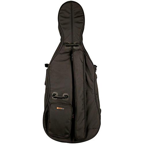 Open Box Protec 4/4 Cello Gig Bag - Gold Series