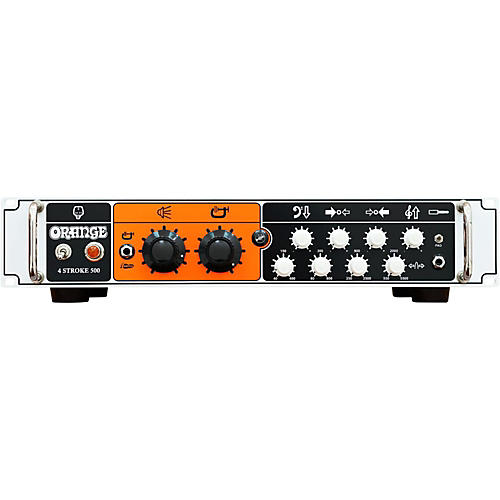 Open Box Orange Amplifiers 4-stroke 500W Bass Amp Head