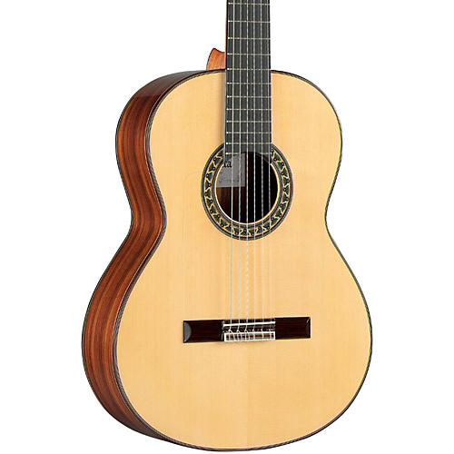Open Box Alhambra 5 Fp Flamenco Acoustic Guitar