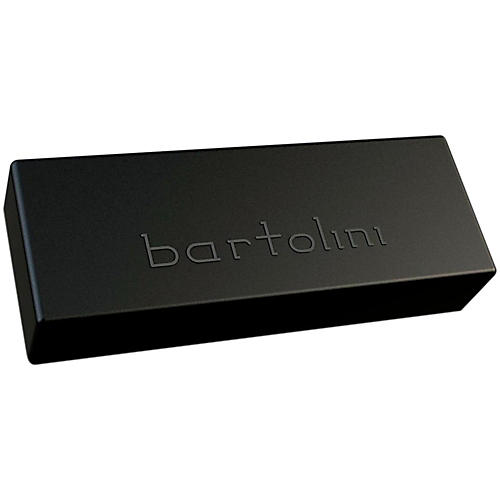 Open Box Bartolini BRPXXM45C-T Original M4 Soapbar Quad Coil Bridge 5-String Bass Pickup