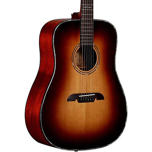 Open Box Alvarez 50th Anniversary ADA1965 Dreadnought Acoustic Guitar