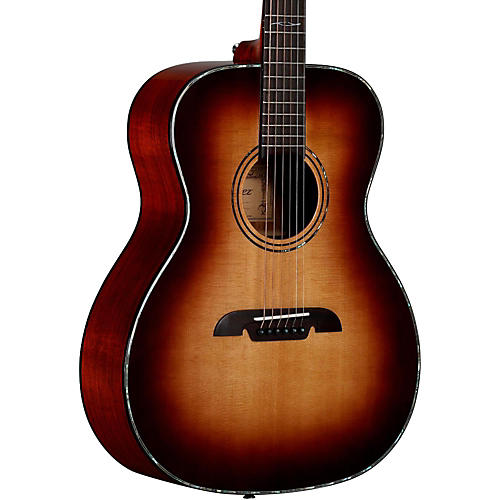Open Box Alvarez 50th Anniversary AFA1965 OM/Folk Acoustic Guitar