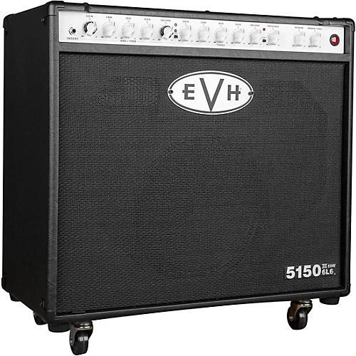 Open Box EVH 5150III 50W 1x12 6L6 Tube Guitar Combo Amp
