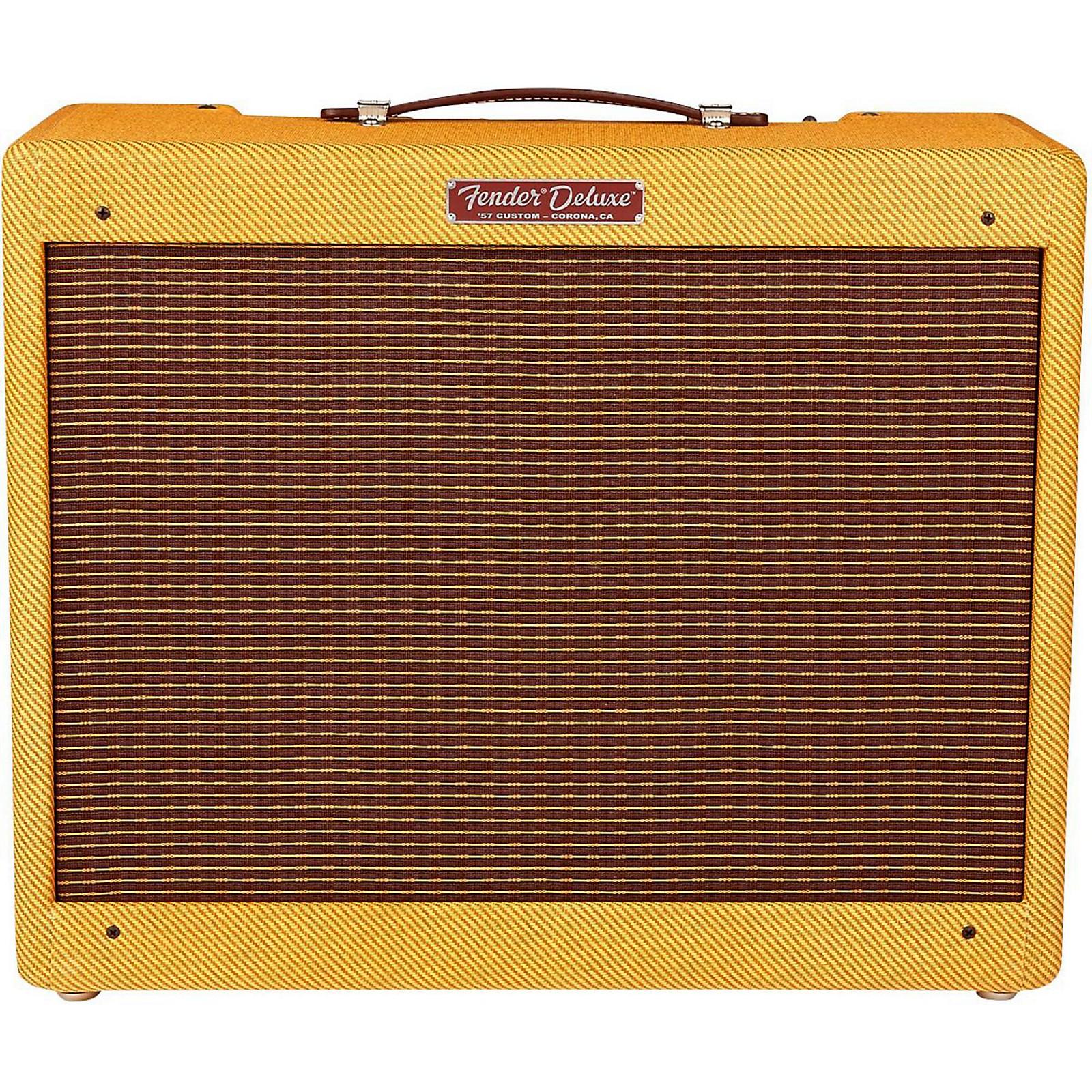 Open Box Fender '57 Custom Deluxe 12W 1x12 Tube Guitar Amp