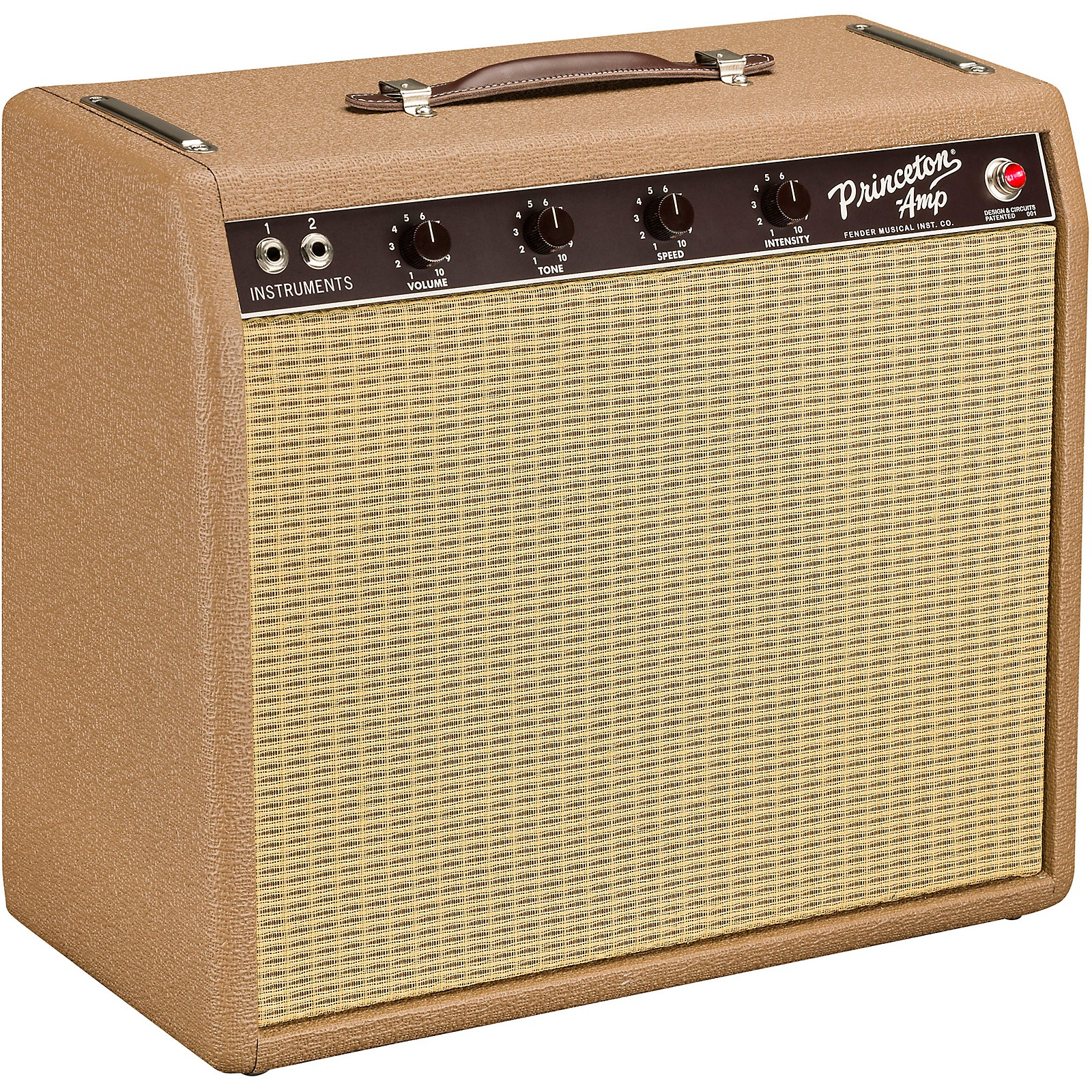 Open Box Fender '62 Princeton Chris Stapleton Edition 12W 1x12 Tube Guitar Combo Amp