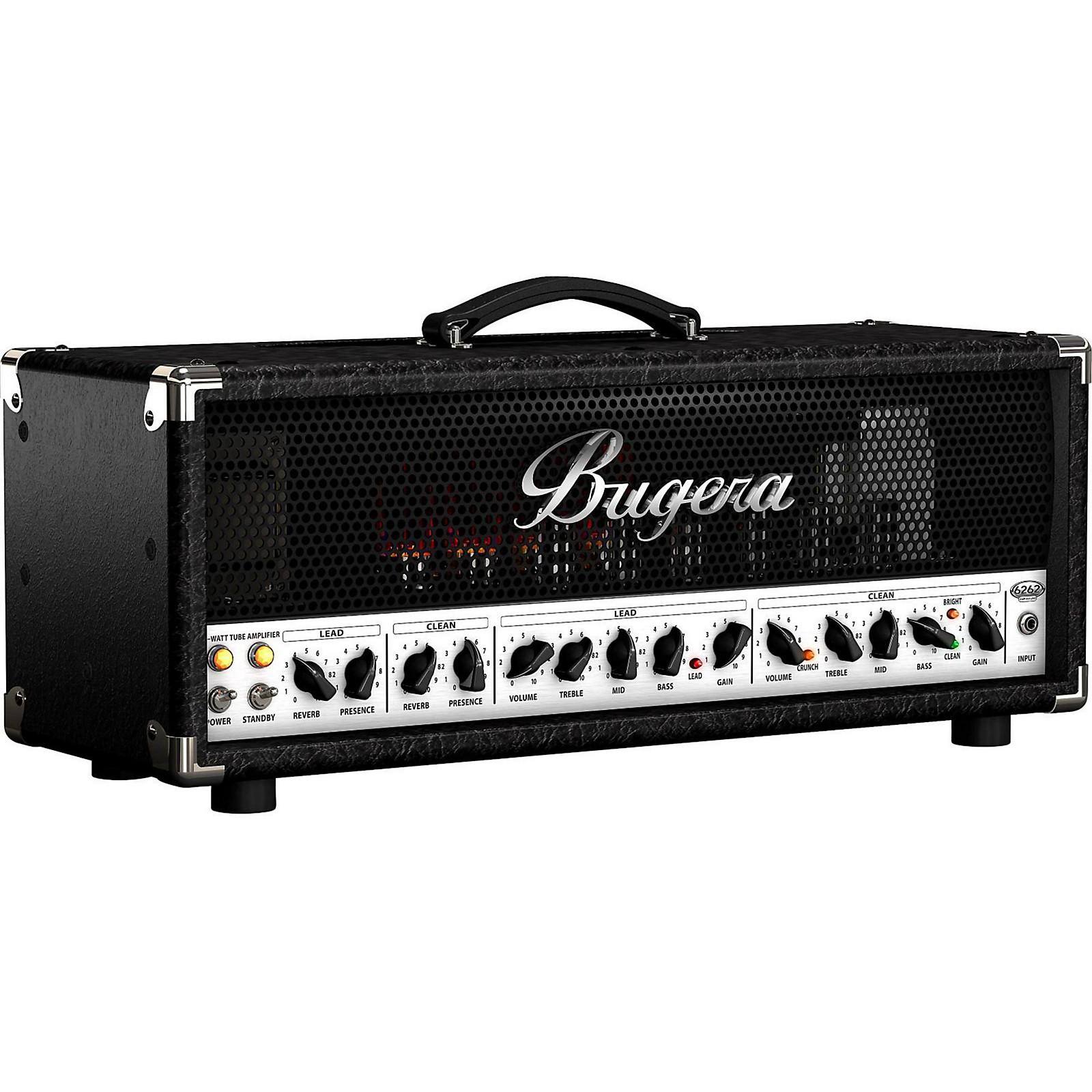 Open Box Bugera 6262 Infinium 120W Guitar Amplifier Head