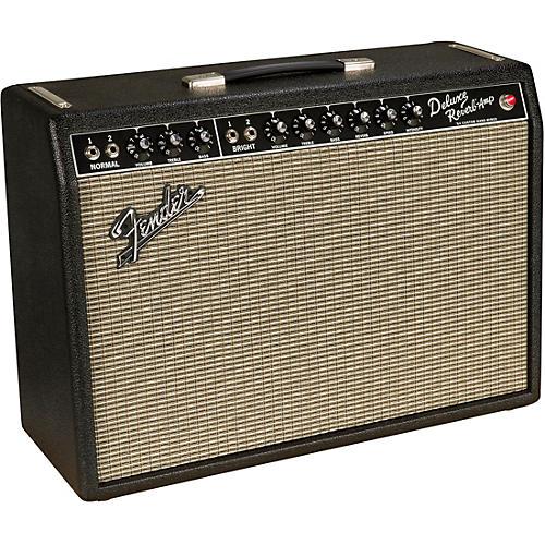 Open Box Fender '64 Custom Deluxe Reverb 20W 1x12 Tube Guitar Combo Amp