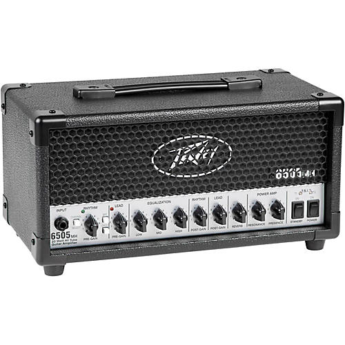 Open Box Peavey 6505 MH Micro 20W Tube Guitar Amp Head