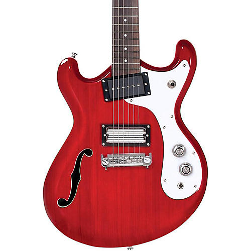 Open Box Danelectro '66 Classic Semi-Hollow Electric Guitar