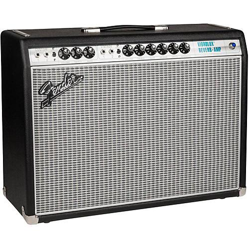 Open Box Fender '68 Custom Vibrolux Reverb Guitar Combo Amplifier