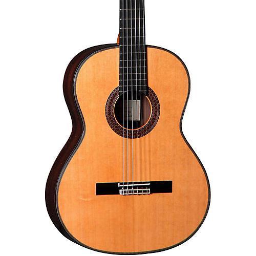 Open Box Alhambra 7 P Classical Acoustic Guitar