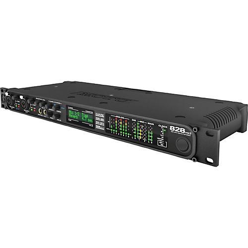 Open Box MOTU 828mk3 Hybrid Firewire Audio Interface