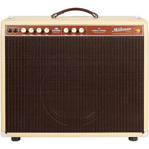 Open Box Milkman Sound 85W Pedal Steel 85W 1x12 Tube Guitar Combo Amp with Celestion Alnico Creamback Speaker