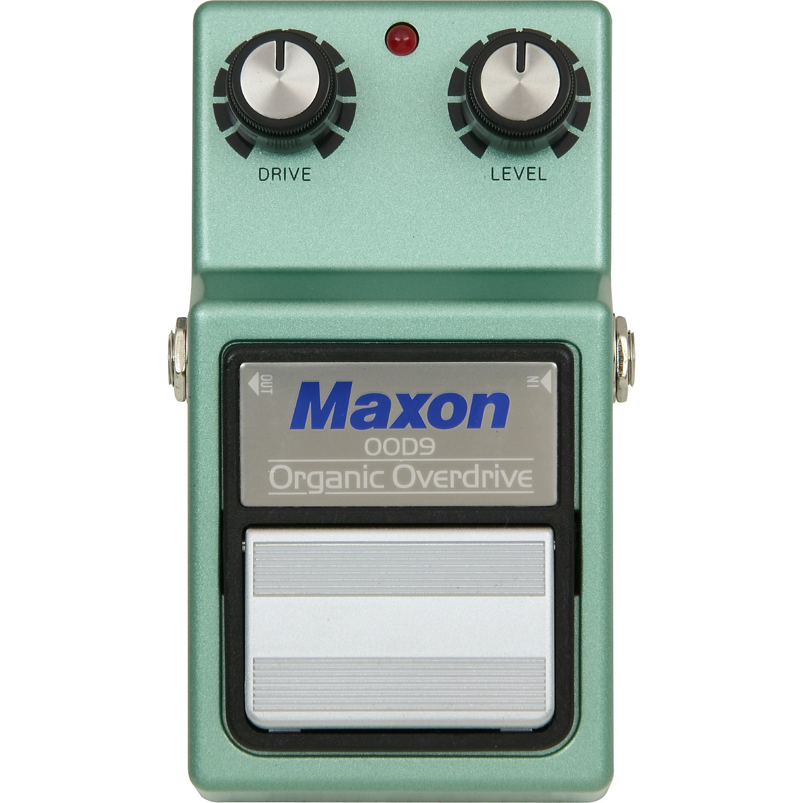 Open Box Maxon 9-Series OOD-9 Organic Overdrive Pedal