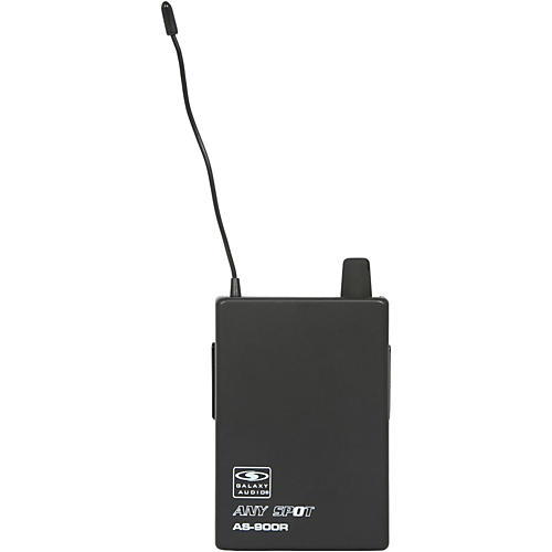 Open Box Galaxy Audio 900 SERIES Wireless In-Ear Monitor Receiver Frequency with EB3 Ear Buds