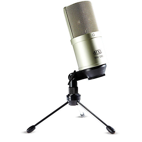 Open Box MXL 990 USB Powered Condenser Microphone