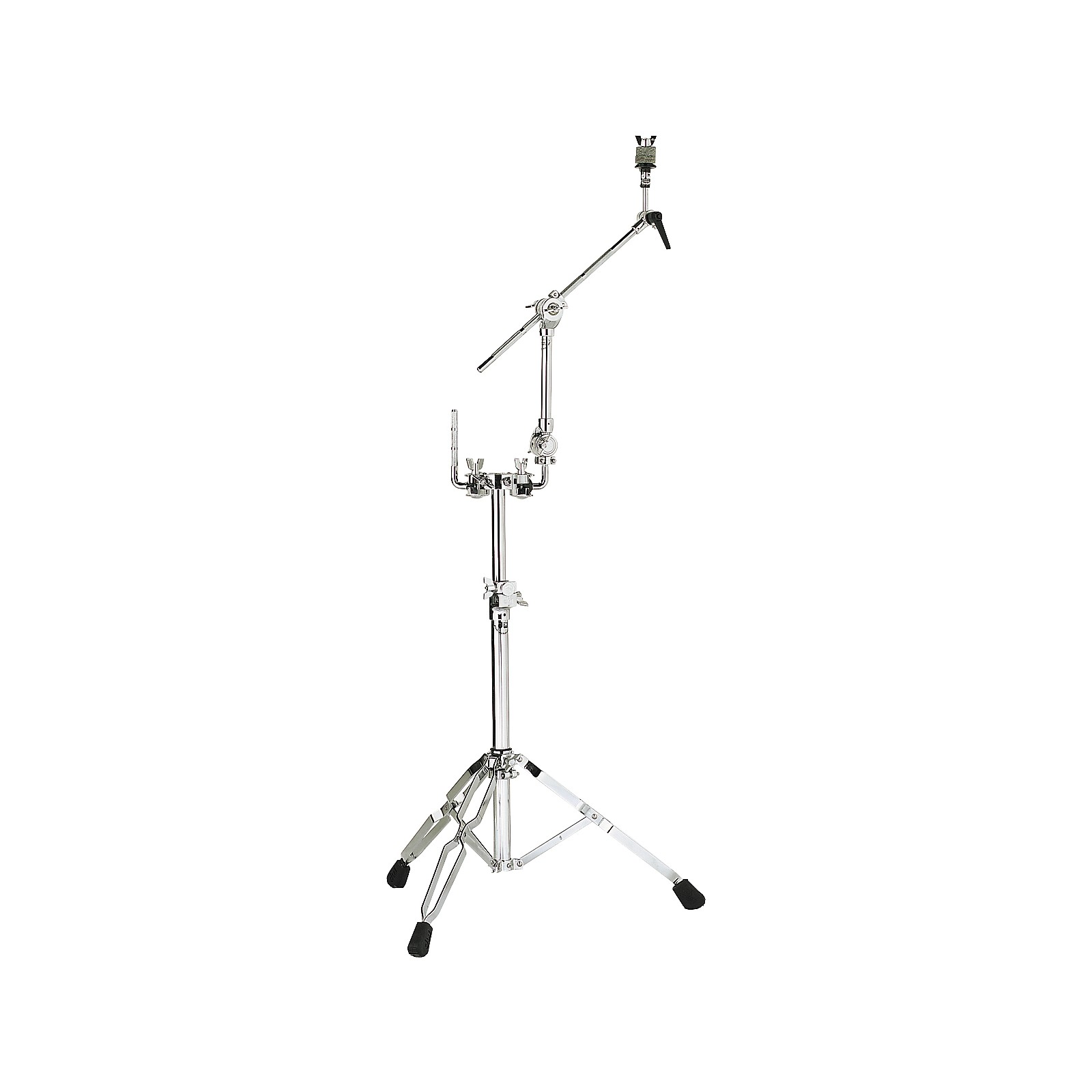 Open Box DW 9999 Heavy-Duty Single Tom and Cymbal Stand