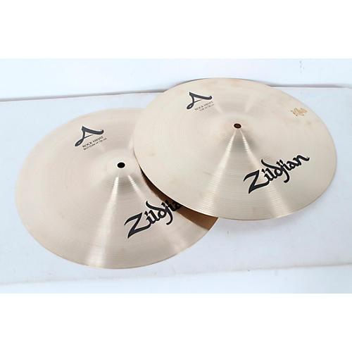 Open Box Zildjian A Series Rock Hi-Hat Pair