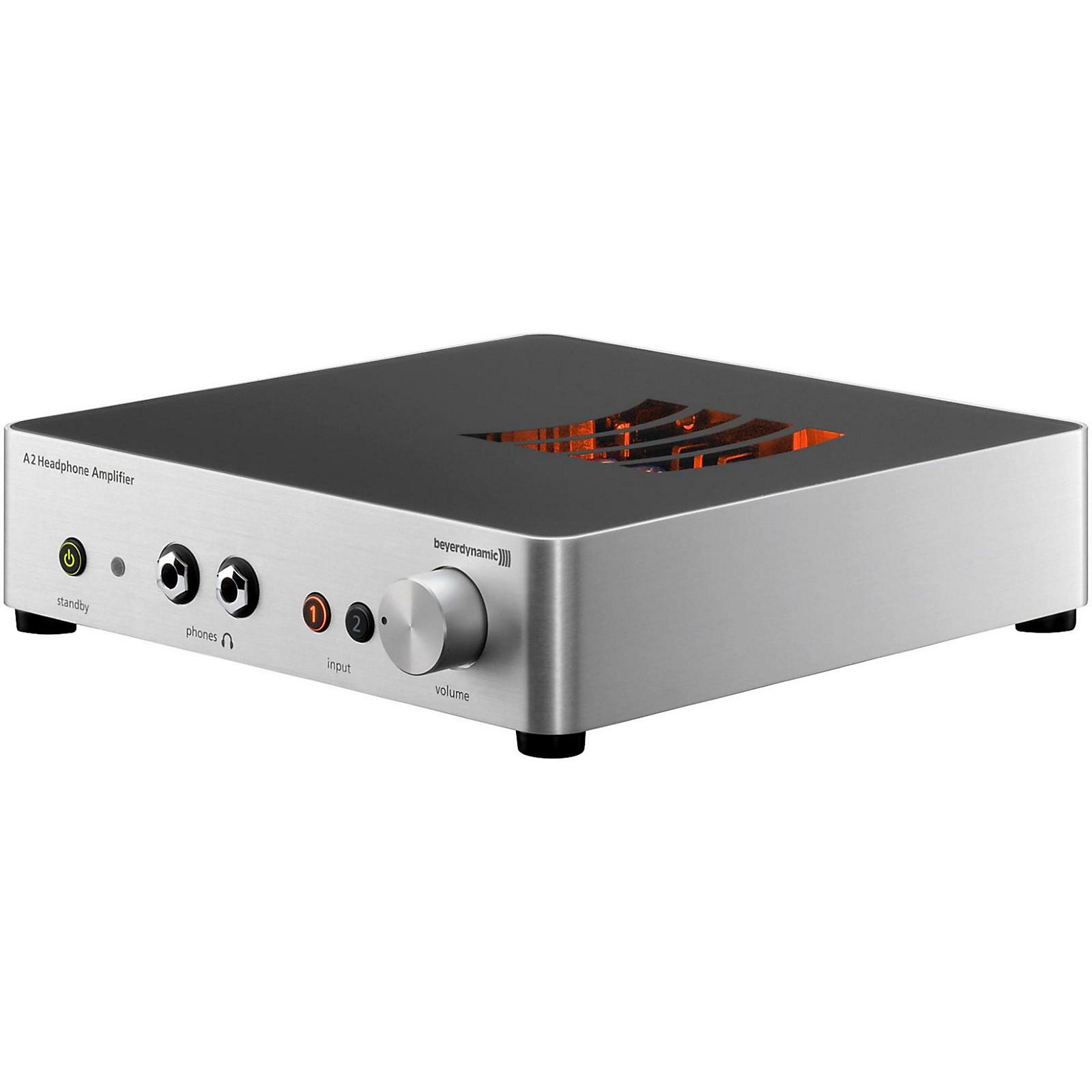 Open Box Beyerdynamic A2 2-Channel Stereo Headphone Amplifier