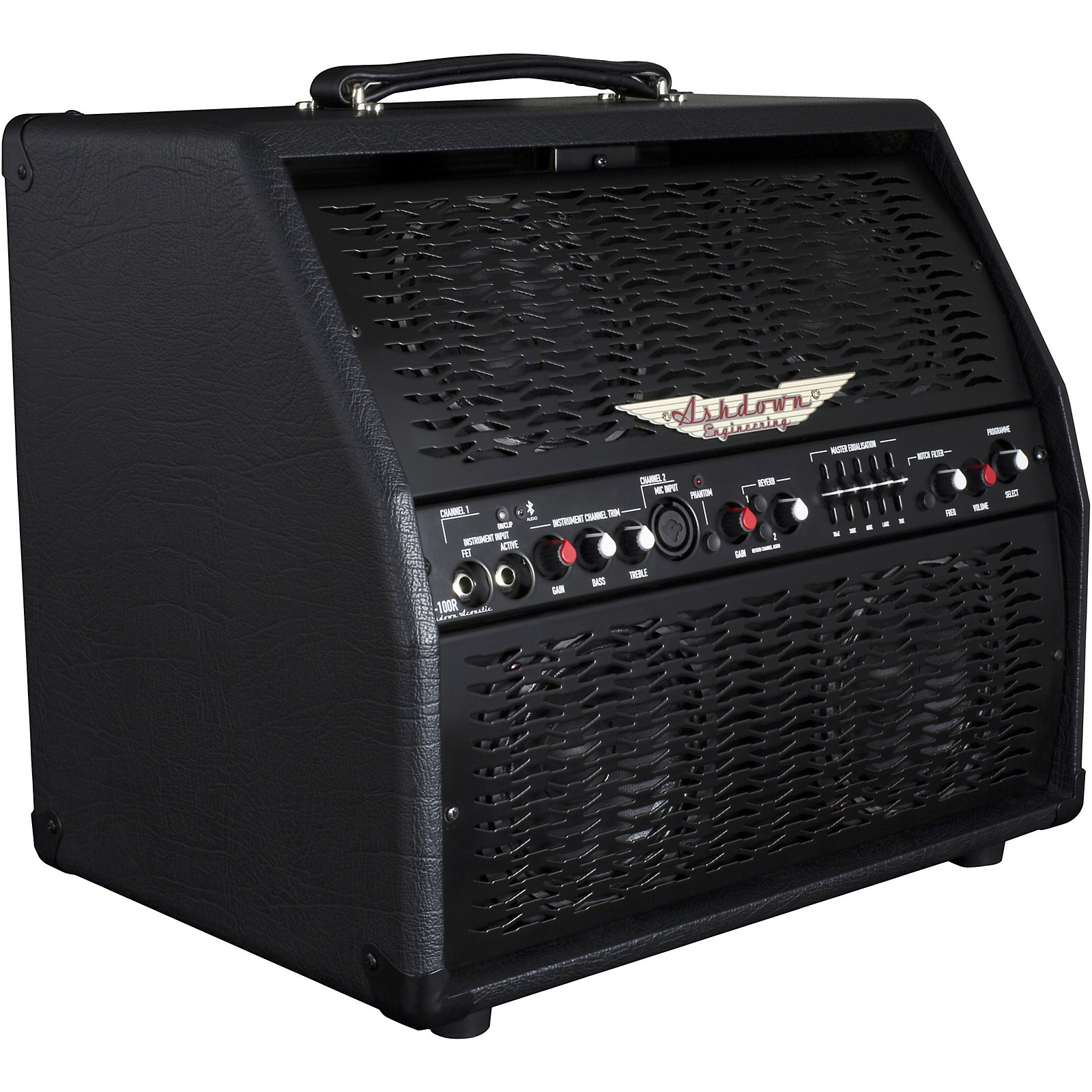 Open Box Ashdown AA-100 100W 4x5 Acoustic Combo Amplifier