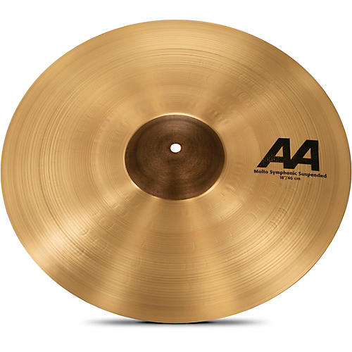 Open Box Sabian AA Molto Symphonic Series Suspended Cymbal