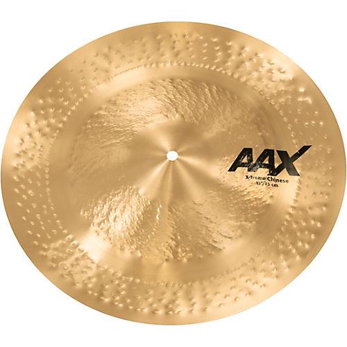 Open Box Sabian AAXtreme Chinese Cymbal